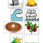 These are pictures to be used with the Thanksgiving Story Bracelet Picture Cards.  This is great to use for sequencing and to help students visuali...