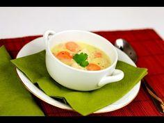 Tárkonyos csirkeraguleves videó recept (Chicken Soup with Tarragon) - YouTube
