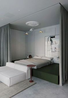 21 Eclectic Minimalist Decorating Ideas For Your Bedroom #MinimalistBedroom