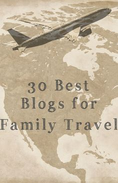 Great tips for traveling with kids!