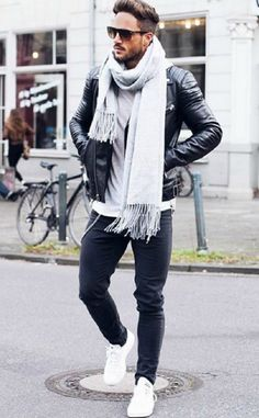 How To Wear White Trainers