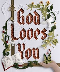 God Loves you Gail Armstrong©