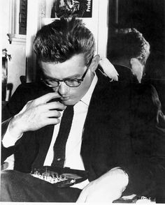 the original hipster, james dean