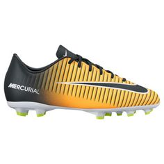 Nike Youth Mercurial Victory  VI FG Soccer Shoes (Laser Orange): http://www.soccerevolution.com/store/products/NIK_10918_F.php