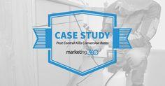 Case Study: Pest Control Kill Termites - And Conversion Rates - Marketing 360®