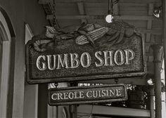 Gumbo Shop - love this restaurant!