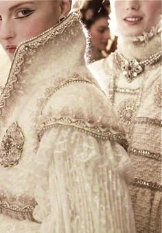 Chanel - The formal attire for Lady Whitelighters!