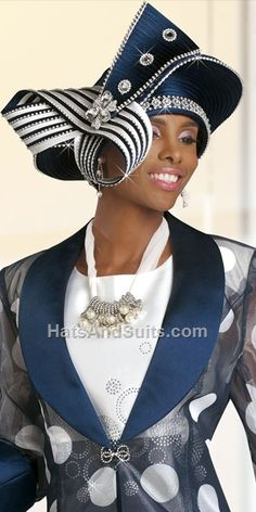DonnaVinci Couture HATS Style H11477 Spring & Summer 2016