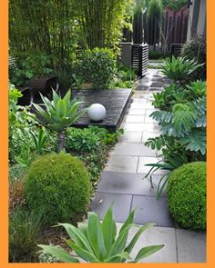 Jim Fogarty Landscape Design | Gardens | Ashburton House A NOT LIKE - very beautiful but too architectural and contemporary. I like a natural garden that attracts wildlife.