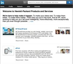 10 Ways to Improve Your LinkedIn Company Page | but note that product and services pages will be discontinued as of 4/14/14. The rest are good suggestions!