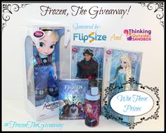 Enter this giveaway to win some FROZEN prizes! Click here: http://wp.me/p3vx0i-17Q