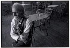 "Owner of the cafe.""A Greek Portfolio"" Costa Manos/Magnum Photos Museum Of Fine Arts, Museum Of Modern Art, Book Of Life, The Book, Benaki Museum, Eastman House, University Of South Carolina, Photographer Portfolio, Art Institute Of Chicago"