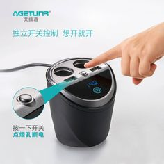 $15.39 (Buy here: https://alitems.com/g/1e8d114494ebda23ff8b16525dc3e8/?i=5&ulp=https%3A%2F%2Fwww.aliexpress.com%2Fitem%2F12-24V-3-1A-output-USB-car-charger-with-Voltage-Current-display-quick-charge-car-cup%2F32650609729.html ) 12-24V 3.1A output USB car charger with Voltage Current display quick charge car cup holder Car Cigarette Lighter Socket Adapter for just $15.39