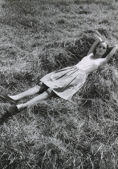 """The last childhood`s summer"" by Juergen Teller and Venetia Scott / Russian Vogue June/July 99"
