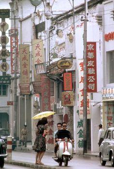 Singapore. 1965.