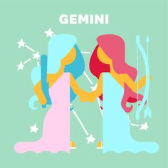 You've held back a little over the past few months, Gemini, but the new moon is here to nudge you into pushing forward with your dreams. Click for your full horoscope. Monthly Horoscope, Astrology And Horoscopes, New Moon, Gemini, Dreaming Of You, Hold On, The Past, Dreams, Twins
