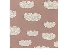 Tapeta Cloud, rose | DesignVille
