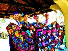Vestidos De Baile Folklorico | HECTOR INTEL: TRAJES REGIONALES MEXICANOS