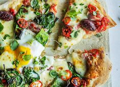 Vegetarmaten så god at ingen savner kjøtt Bruschetta, Vegetable Pizza, Pasta, God, Vegetables, Ethnic Recipes, Lasagna, Vegans, Dios