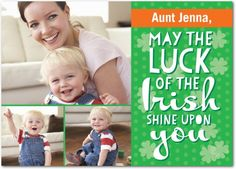 Sweet Clover - St Patricks Day Cards in Clover | Magnolia Press