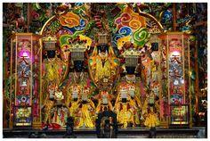 廟宇之旅-行!來去拜拜: 北投慈后宮