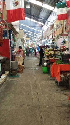 Mercado de Cholula,  mi abuela y mis recuerdos