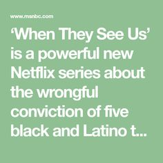 'When They See Us' is a powerful new Netflix series about the wrongful conviction of five black and Latino teenagers commonly referred to as the Central Park Five, developed by writer, director and producer Ava DuVernay. Rashad Robinson of Color of Change joins Joy Reid to discuss how examining the past can inspire citizens today to work towards reforming the American criminal justice system.