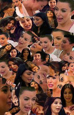 Peeking jesus memes pinterest memes funny and lol - Kim kardashian crying collage ...