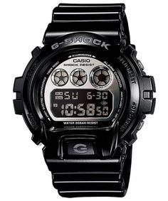 58681d9504e Na Relógios de Fábrica você encontra o Relógio Casio G-Shock Masculino  DW-6900NB