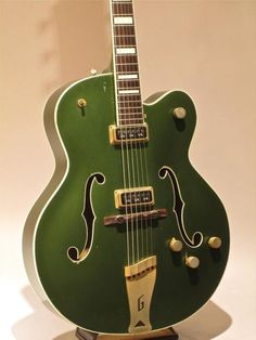 "Gretsch 6196 Country Club ""Cadillac Green"" 1955 Vintage"