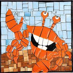 Brenda Flynn Paper mosaic