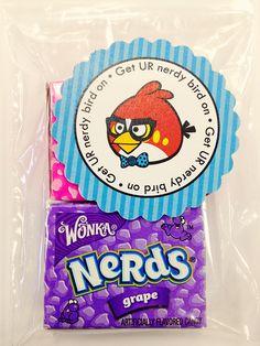 CRCT treat bags (nerds)