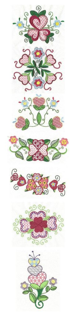 Sonia Showalter Designs Machine Embroidery Pinterest Machine