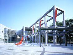 The Nagoya City Art Museum (名古屋市美術館 2 Chome, Naka-ku Kisho Kurokawa, Sean Scully, Museum Architecture, Alexander Calder, Nagoya, City Art, Art Museum, Have Fun, Art Gallery