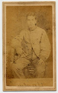 Henry Rideau died aged 16 yrs, 7 months at the battle of Gettysburg. He was the first to fall of his unit 3rd Co. This was also his first and only battle.