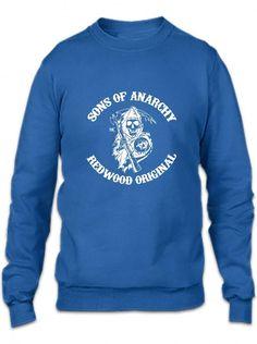 sons of anarchy Crewneck Sweatshirt