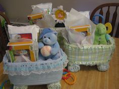 New Baby Welcome Wagons
