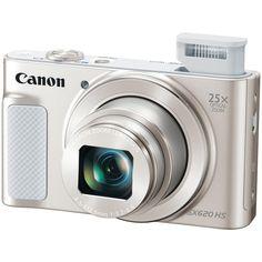 Canon 20.2-megapixel Powershot Sx620 Hs Digital Camera (silver) #DigitalCameras
