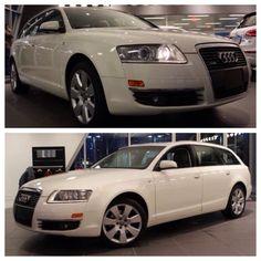 #ThrowBackThursday 2006 #Audi #A6 #quattro wagon! #TBT audiarlington.com #PreOwned lineup #RosenthalAuto