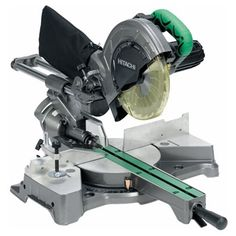 Hitachi Slide Compound Mitre Saw, 1050w, C8fse