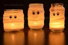 Mädchenkram: 5-Minuten-Halloween-Bastelei {D.I.Y.}