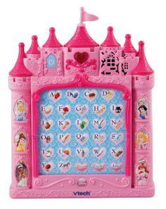 Amazon.com: VTech Disney's Princess Princess Learning Pad: Toys & Games