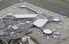 Narita International Airport (NRT) Tokyo, Japan