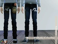 Giruto14-jeans Child | Studio K Creation by karzalee