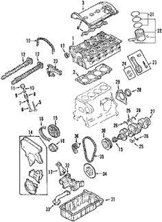 engine tin red pinterest engine vw and vw bus rh pinterest co uk VW Type 4 Engine Diagram VW Engine Cooling Tin