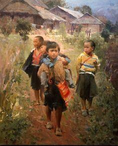 Mian Situ (1953, Chinese) | I AM A CHILD