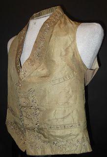 1860's Men's Waistcoat