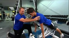 Exercises - Scapular Stabilization Series by Ignite Performance Training...