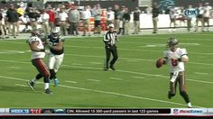 Quite Possibly The Saddest Pass In NFL History | The Best GIFs Of NFL Week 13: Like Tears In Rain