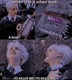 Super Relatable/ Harry Potter - I do not own this meme btw Best Picture For Funny aesthetic For Your Taste You are looking for so - Draco Harry Potter, Harry Potter Tumblr, Harry Potter Mems, Arte Do Harry Potter, Harry Potter Pictures, Harry Potter Characters, Harry Potter Memes Clean, Dobby Harry, Harry Harry
